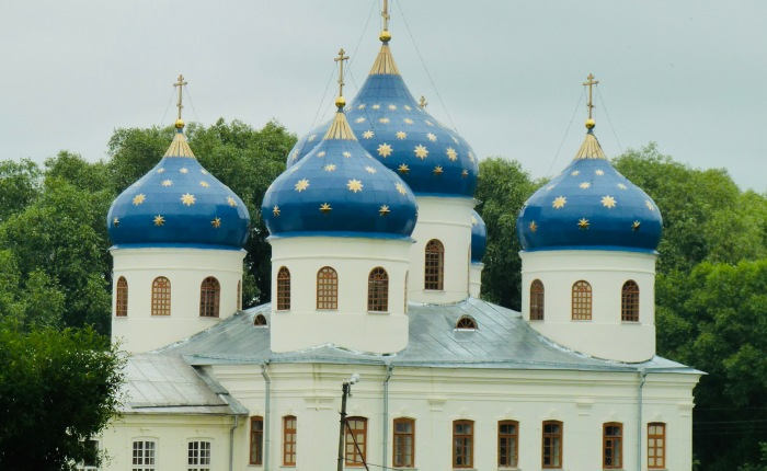 A day in Novgorod,Russia